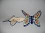 figurka motyl mały  dek. K84