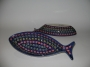 salaterka ryba mała dek. DH17